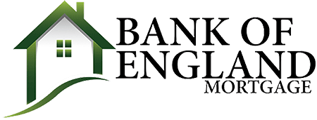 Bank of England Mortgage Green Logo